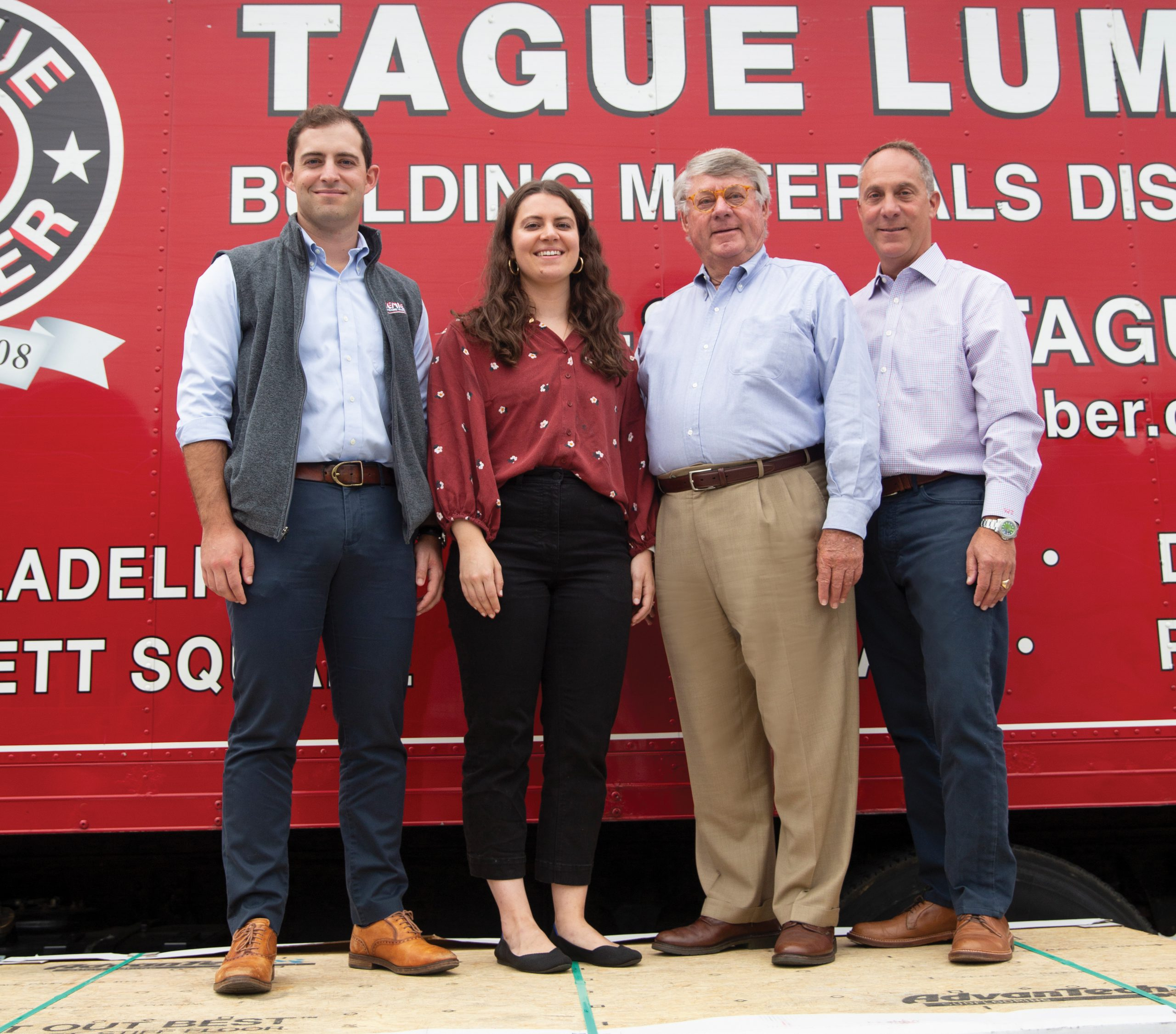 Tague Lumber: Proud Legacy of Family Ownership Flourishes