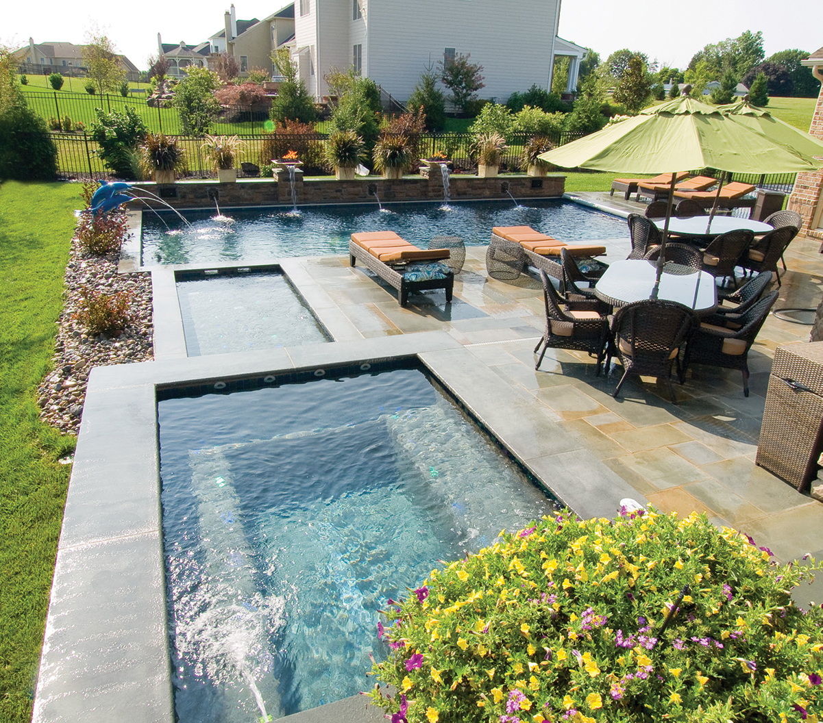 Ted's Pools – The Year of the Swimming Pool