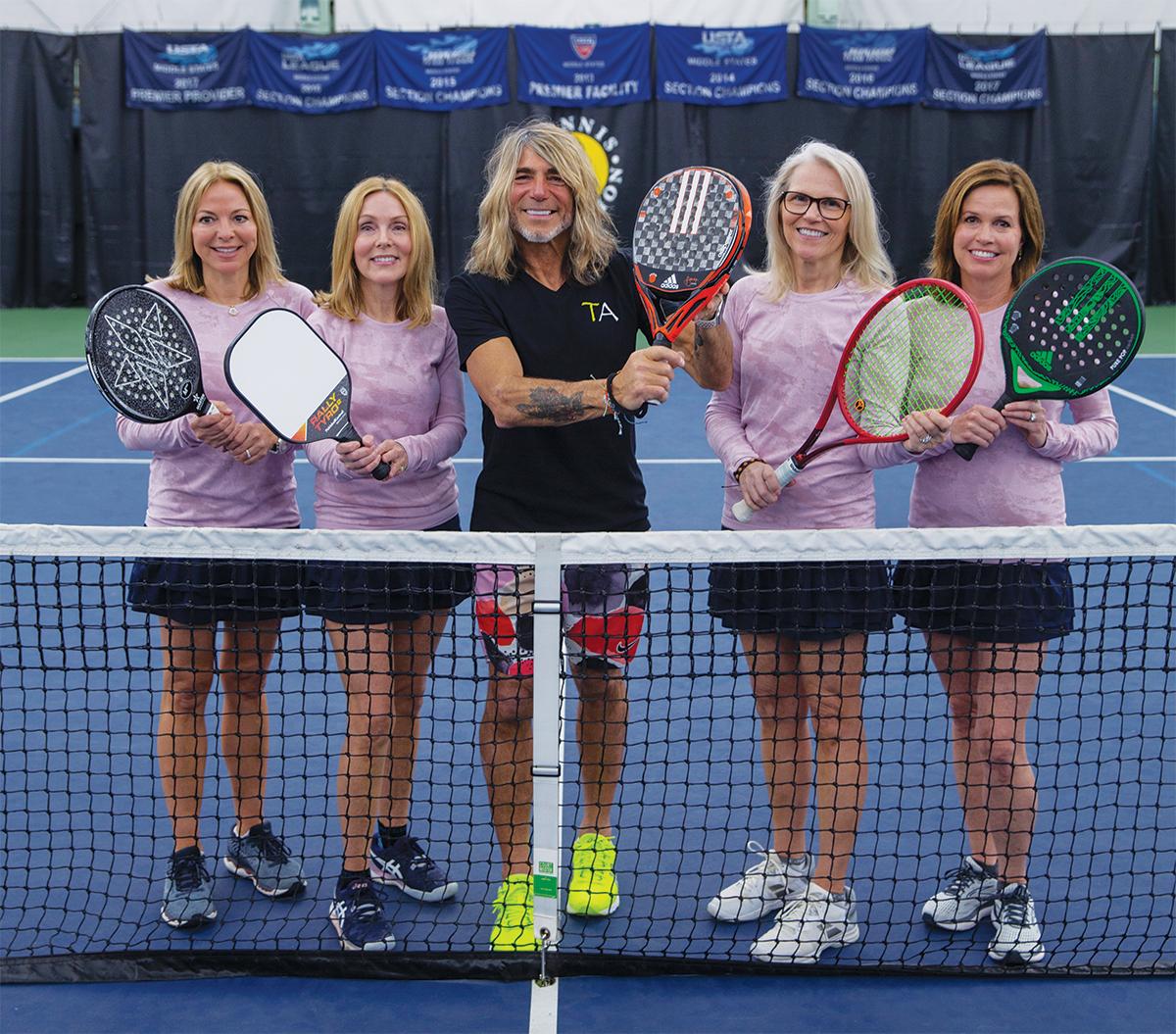 Tennis Addiction: The Future of Racquet Sports