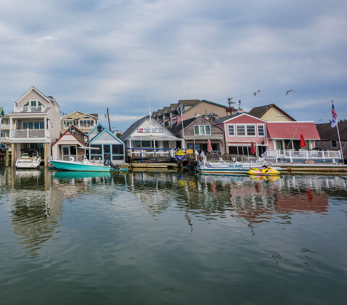 The Incomparable Captivation of CapeMay