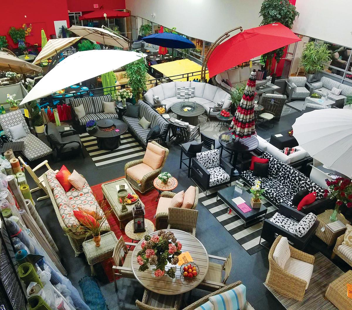 Tropicraft: Over 10 Showrooms of Exquisite Patio & HomeFurniture